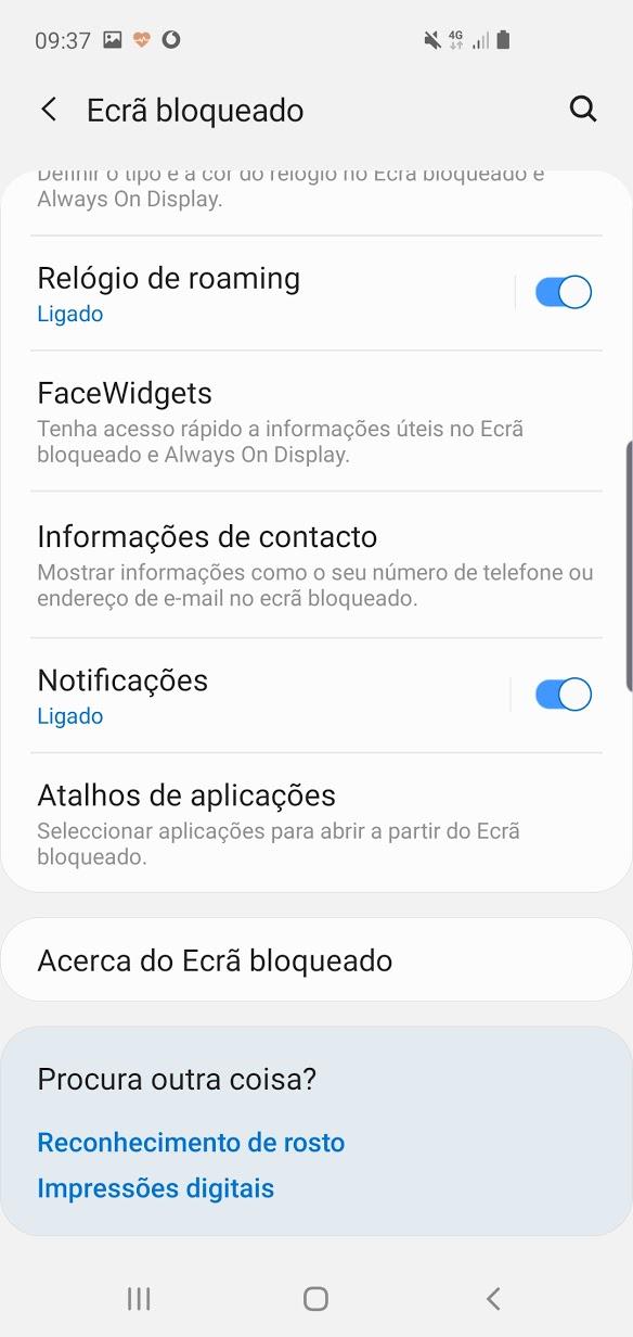 Android Pie com OneUI