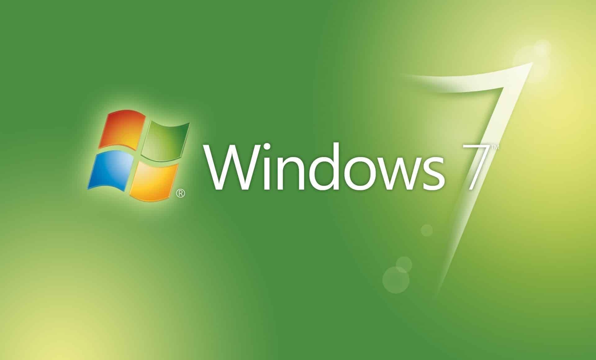 para o Windows 7