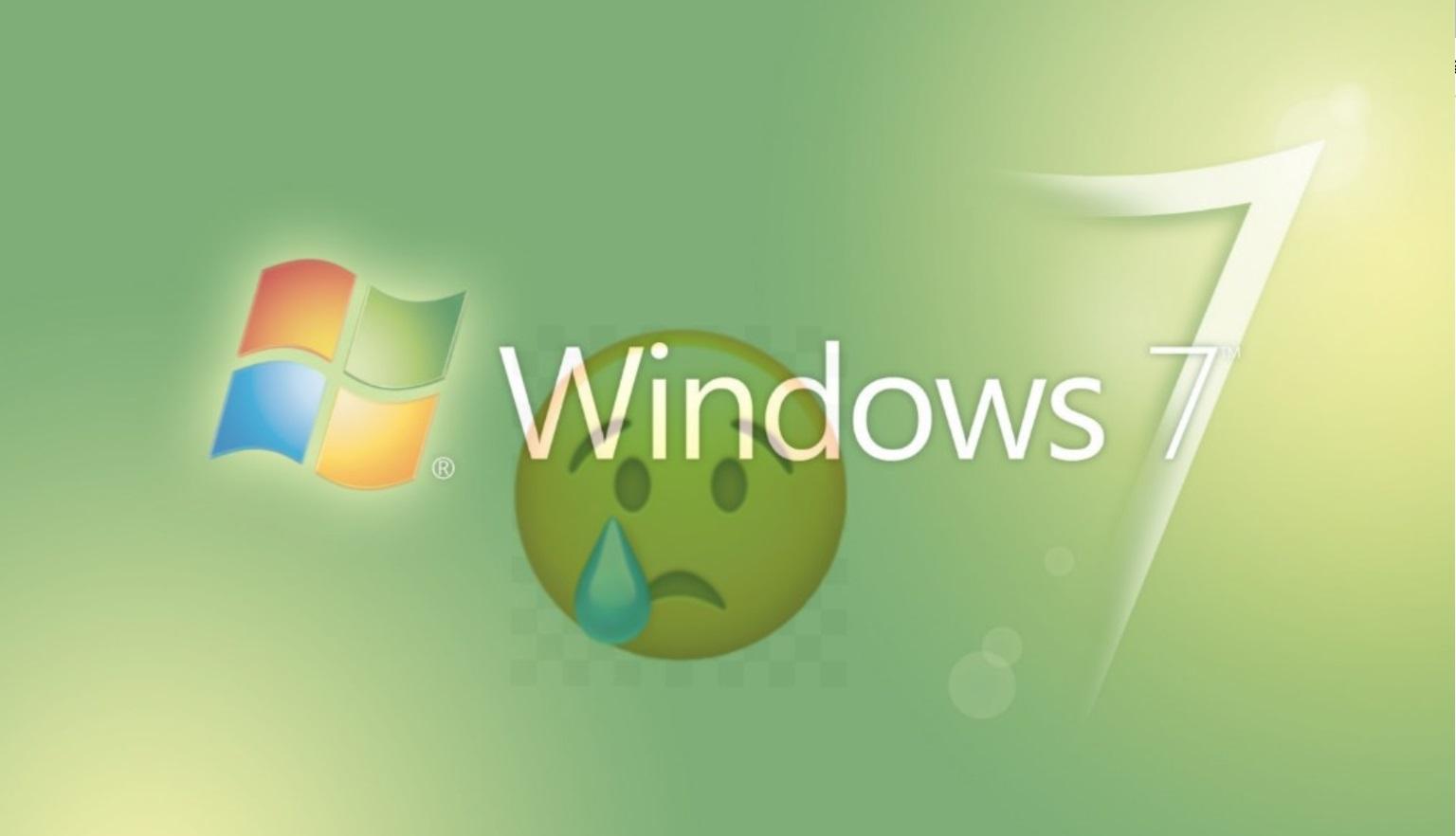 fim do Windows 7