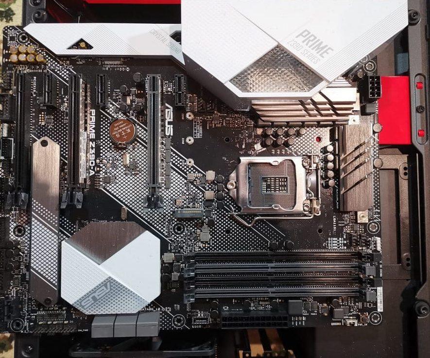 ASUS Prime Z390