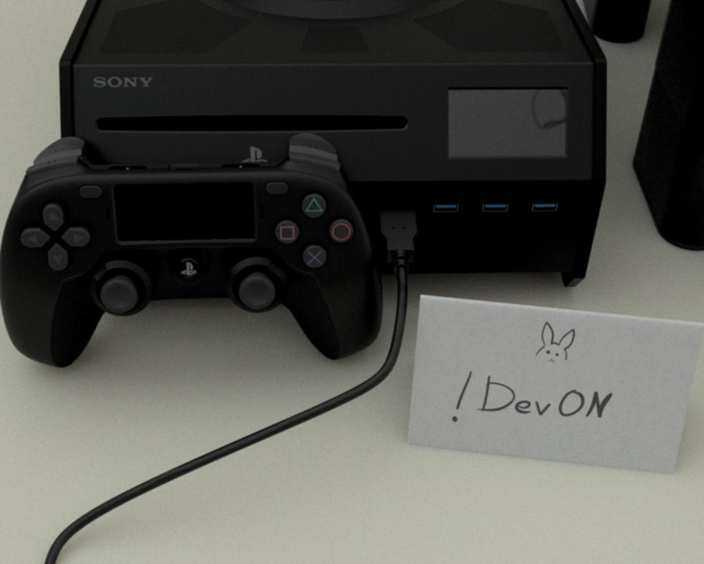 DevKit da PlayStation 5
