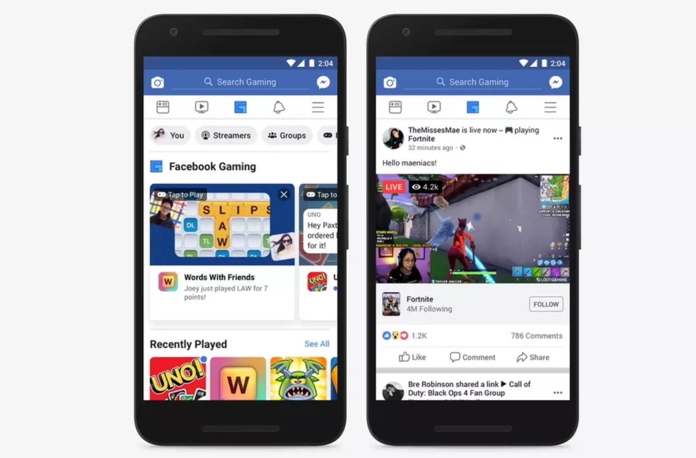 Facebook jogos