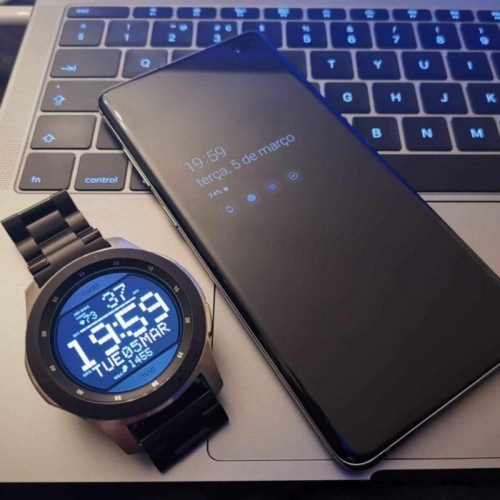 Análise Samsung Galaxy S10