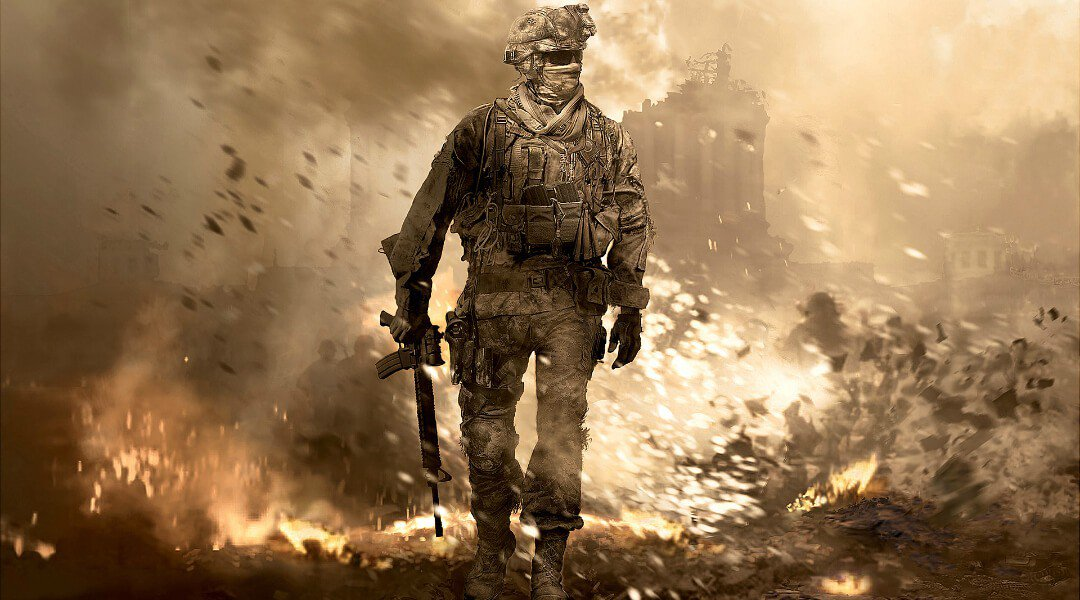 Modern Warfare 2 Remaster