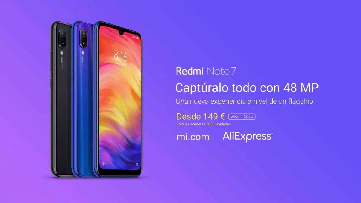 Redmi Note 7 já