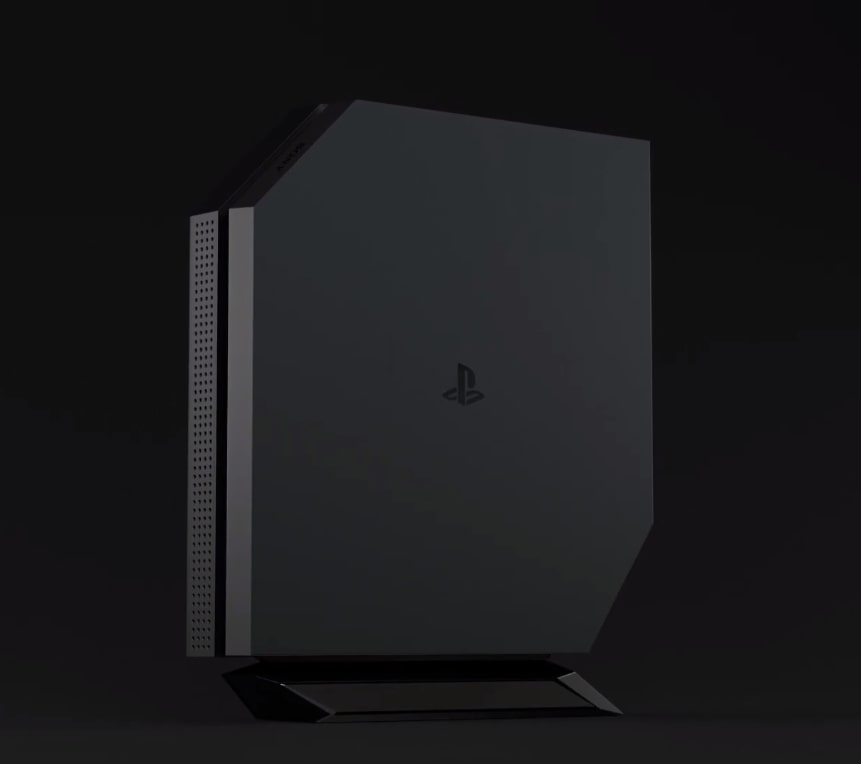 protótipo da Sony PlayStation 5!