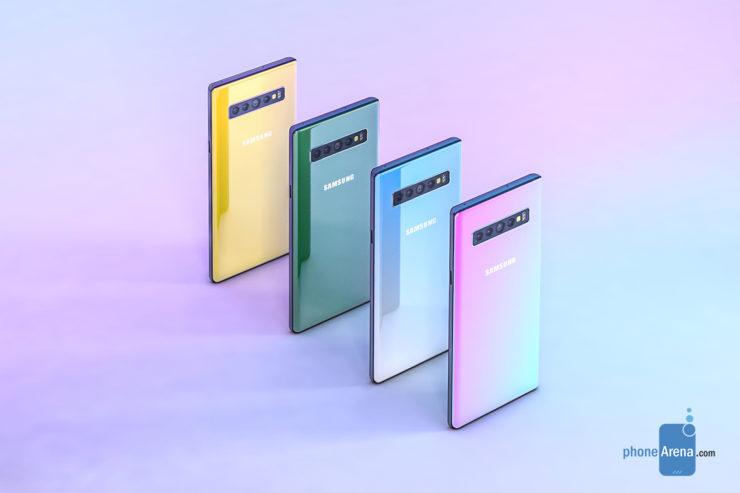 Galaxy Note 10 vai