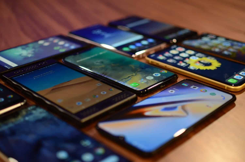 trocar de smartphone