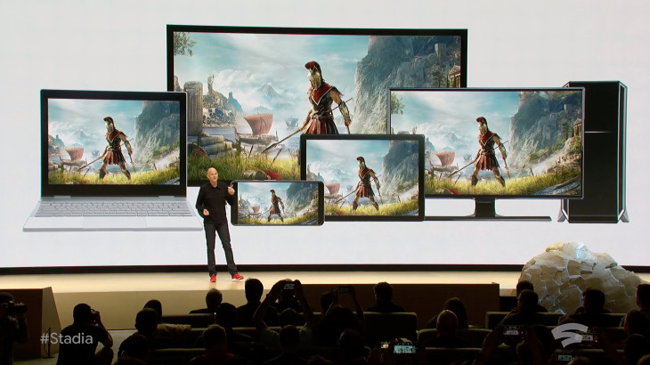 Google Stadia: What games will be available on the platform?