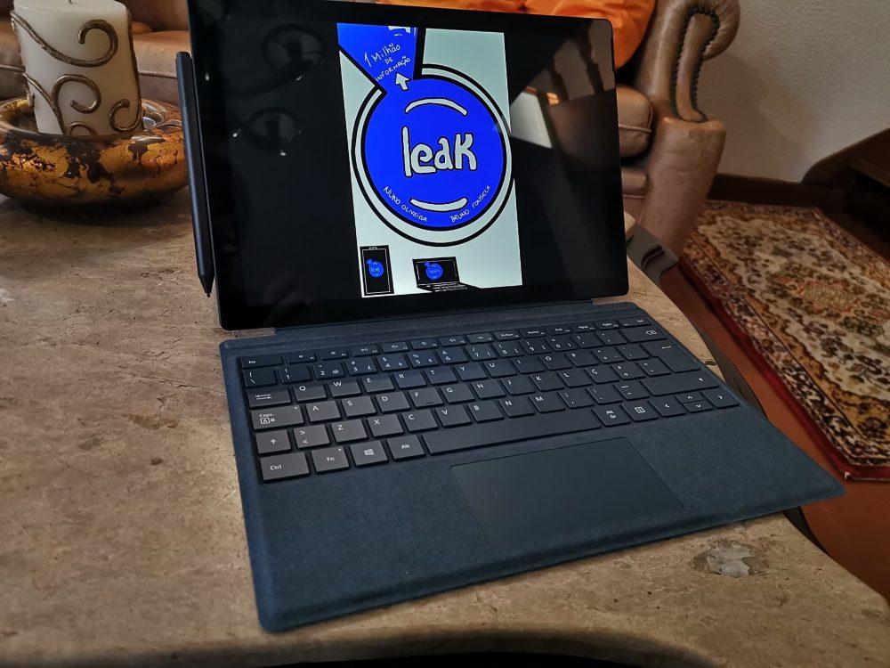 Análise Microsoft Surface pro 6