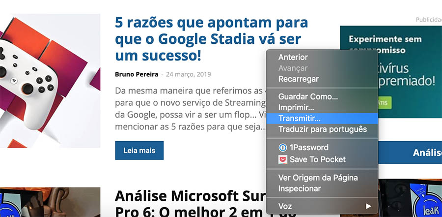 melhor Google Chrome