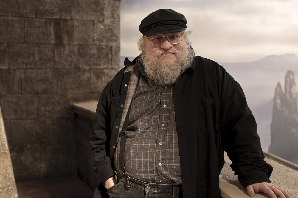 GRRM Game of Thrones