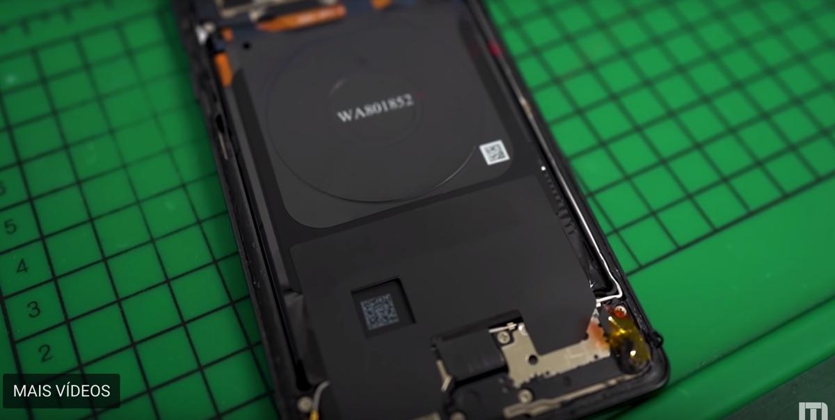 o Huawei P30 Pro por fora