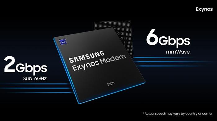 Samsung inicia produção em massa dos novos chips 5G - Leak