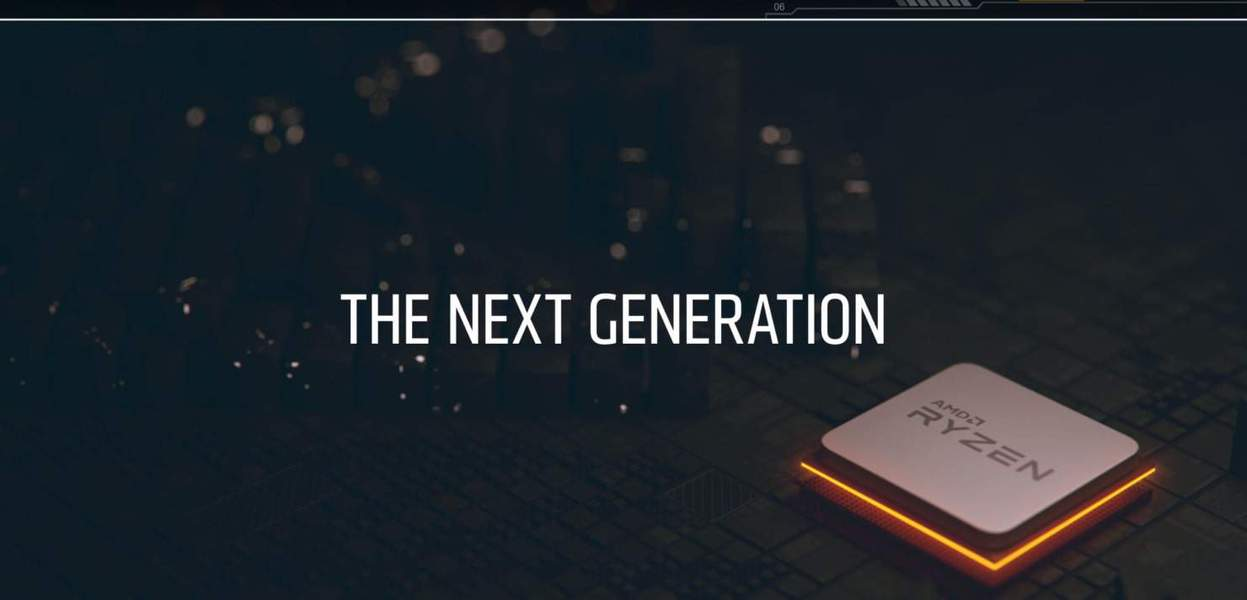 AMD Ryzen 3000, Ryzen 3000 já