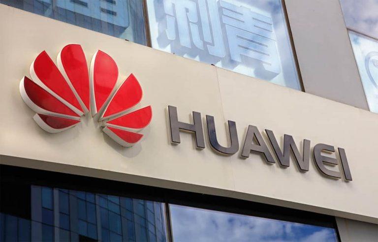 à Huawei -
