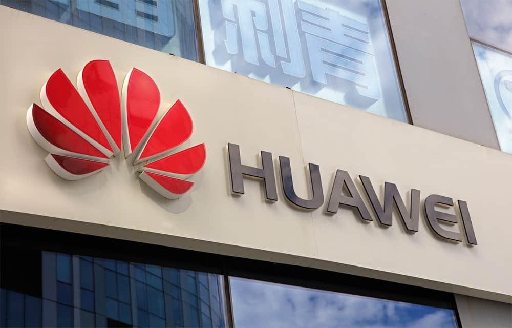 de equipamento Huawei