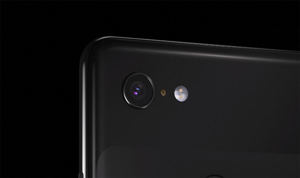 Google Pixel 3, pixel