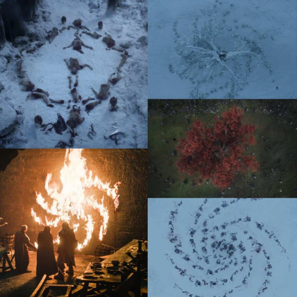 Game of Thrones Spiral, espiral dos White