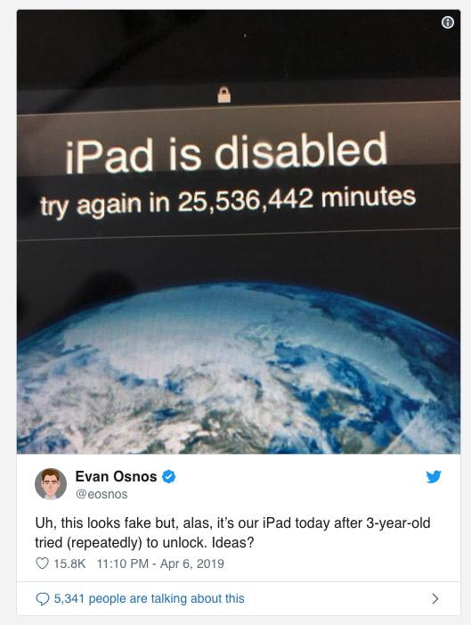 iPad do