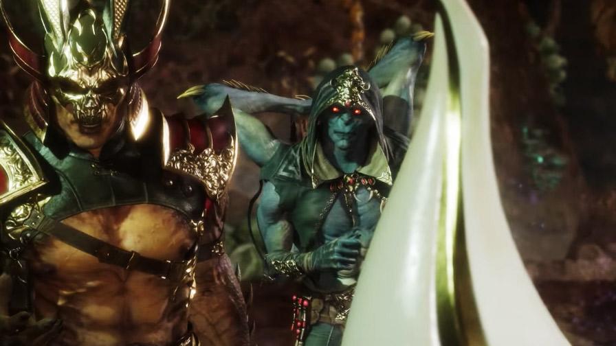 o Mortal Kombat 11