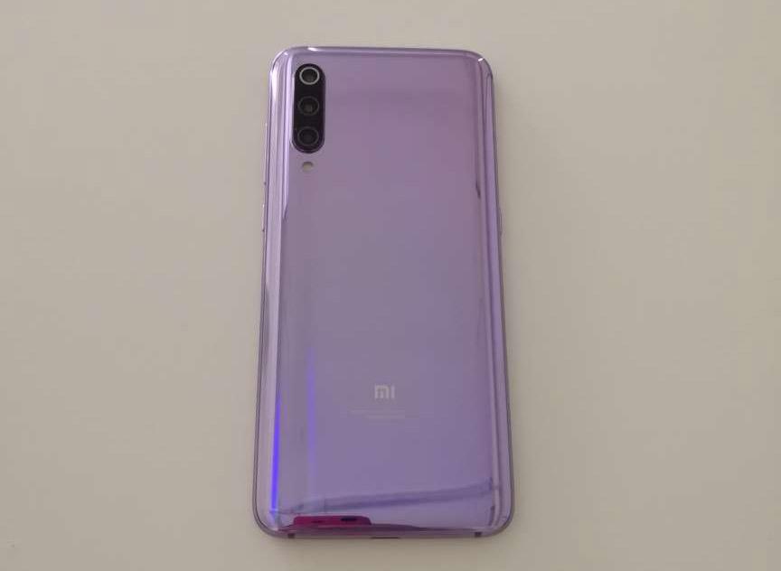 Xiaomi Mi 9 está