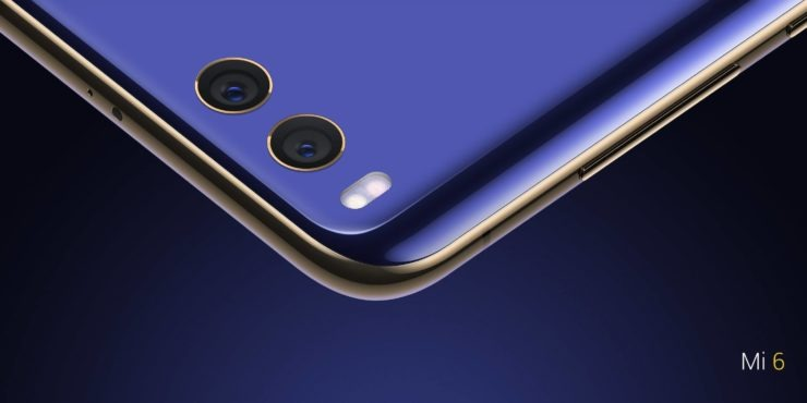 Pie para o Xiaomi Mi 6
