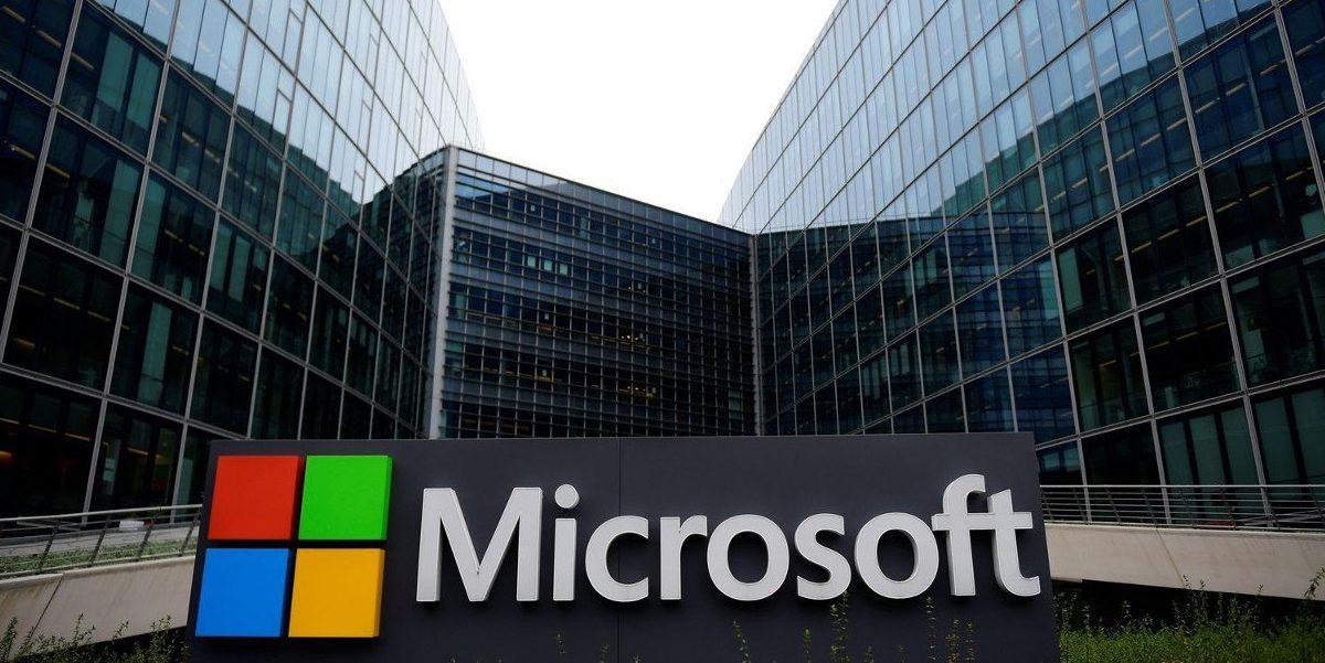 Microsoft fechada até