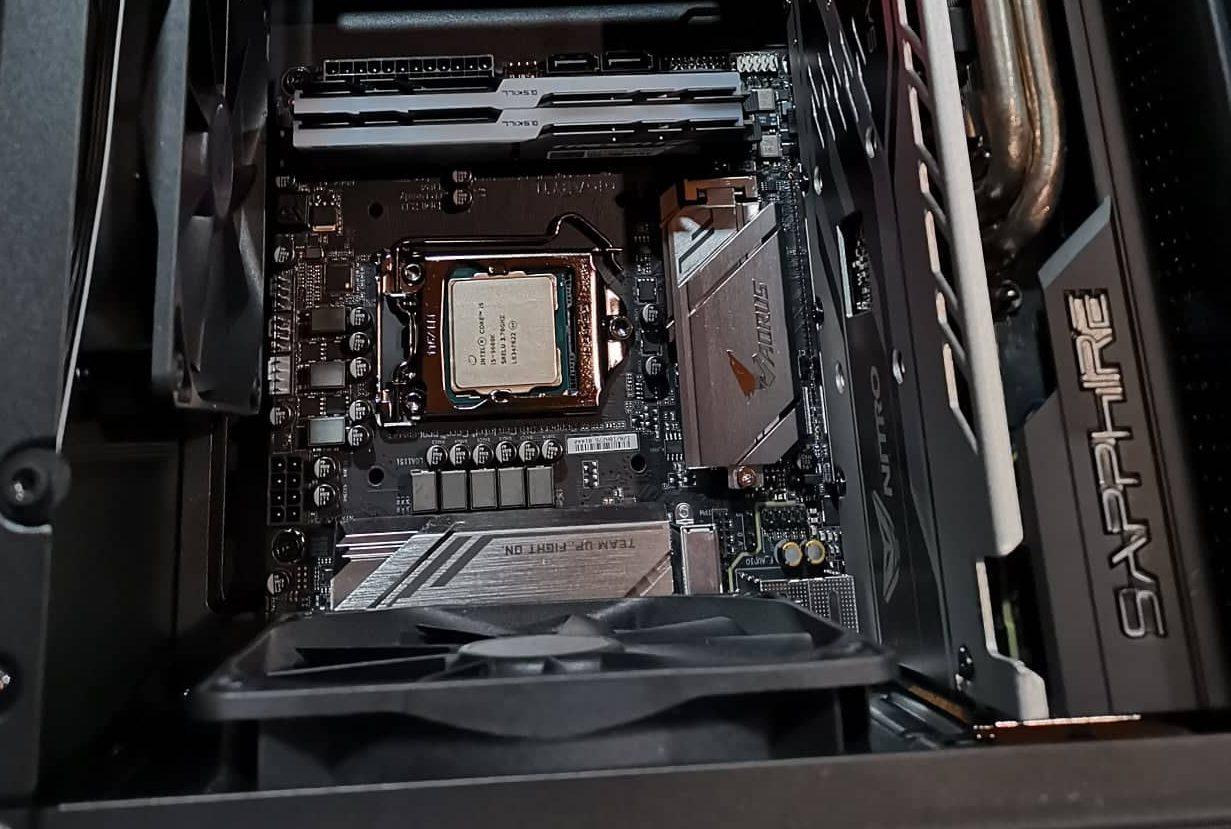 novos CPUs Intel