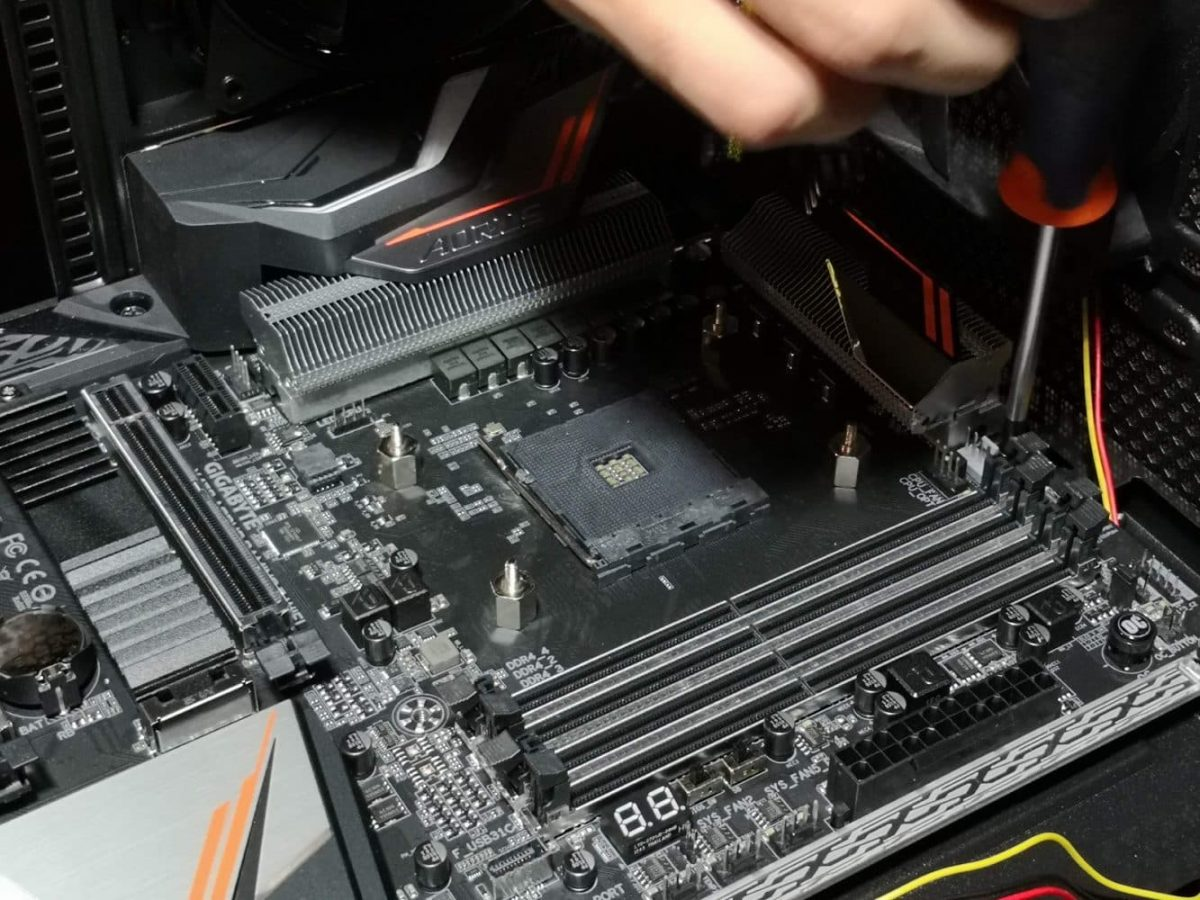 Motherboard, AM4, AMD, Ryzen
