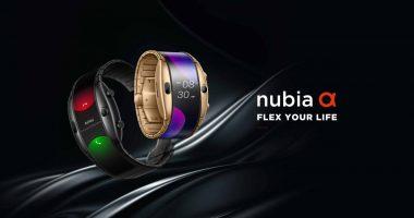 Nubia Alpha chegou à China! Metade pulseira, metade smartphone!