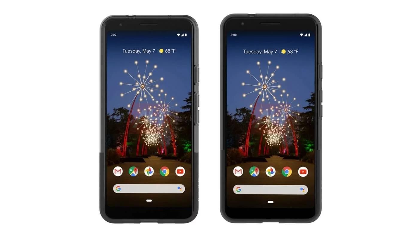 Google Pixel 3a e