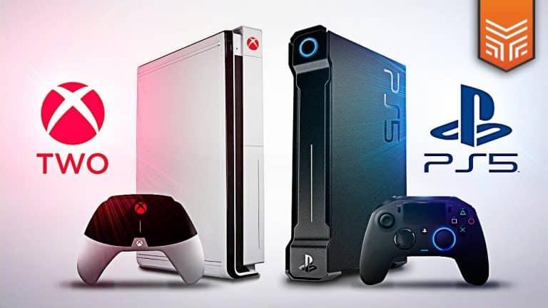 Anaconda vs PS5, Xbox vs PS5
