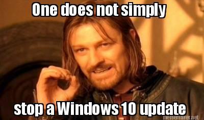 atualizar o Windows