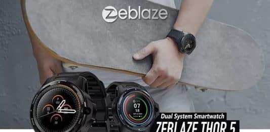 ZeBlaze thor 5