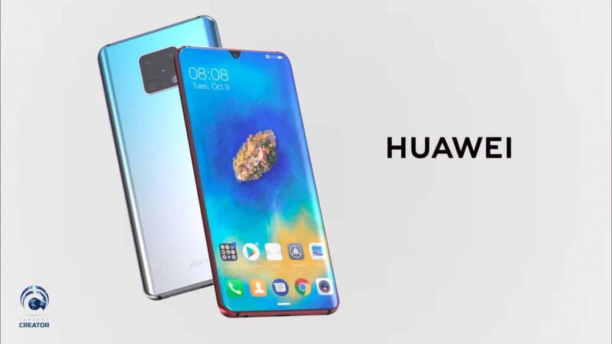 o Huawei Mate 30