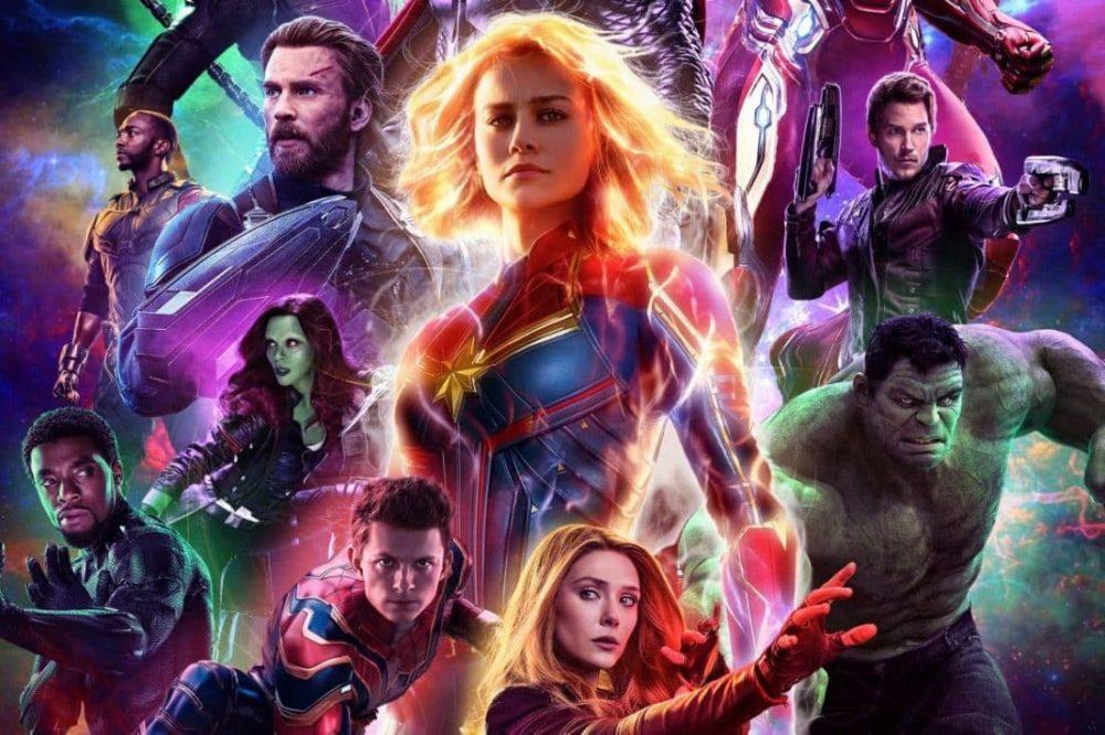 Avengers 5 não