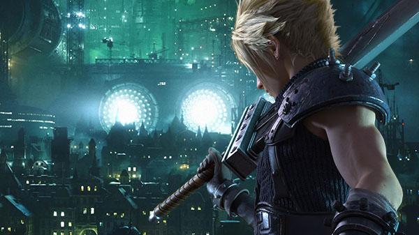 Final Fantasy VII é