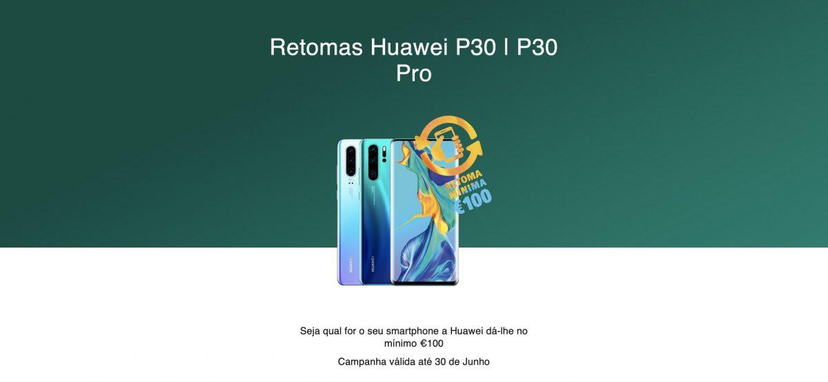 Huawei Troca