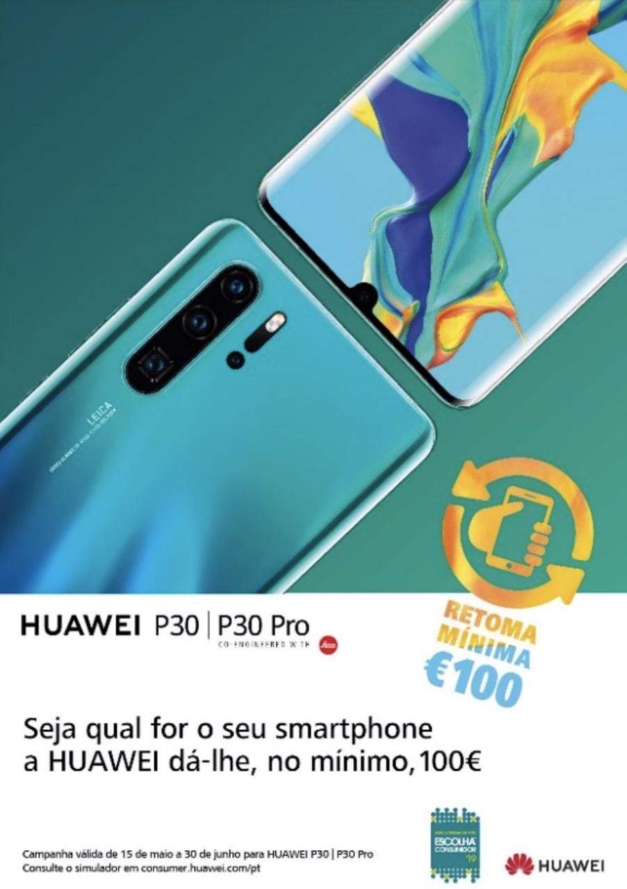 um Huawei P30