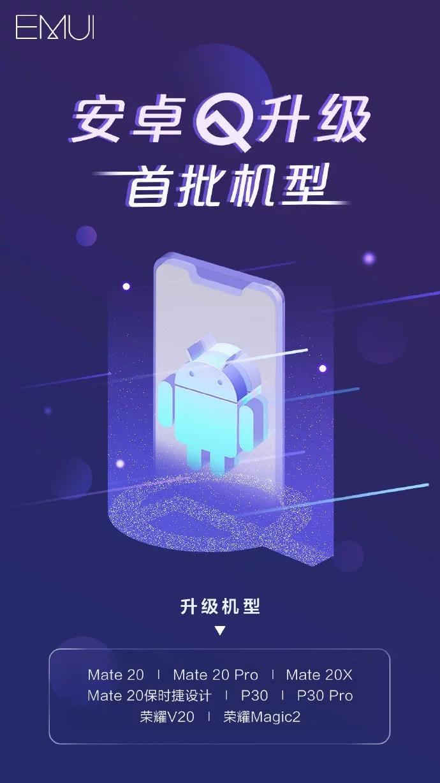 Android Q chega
