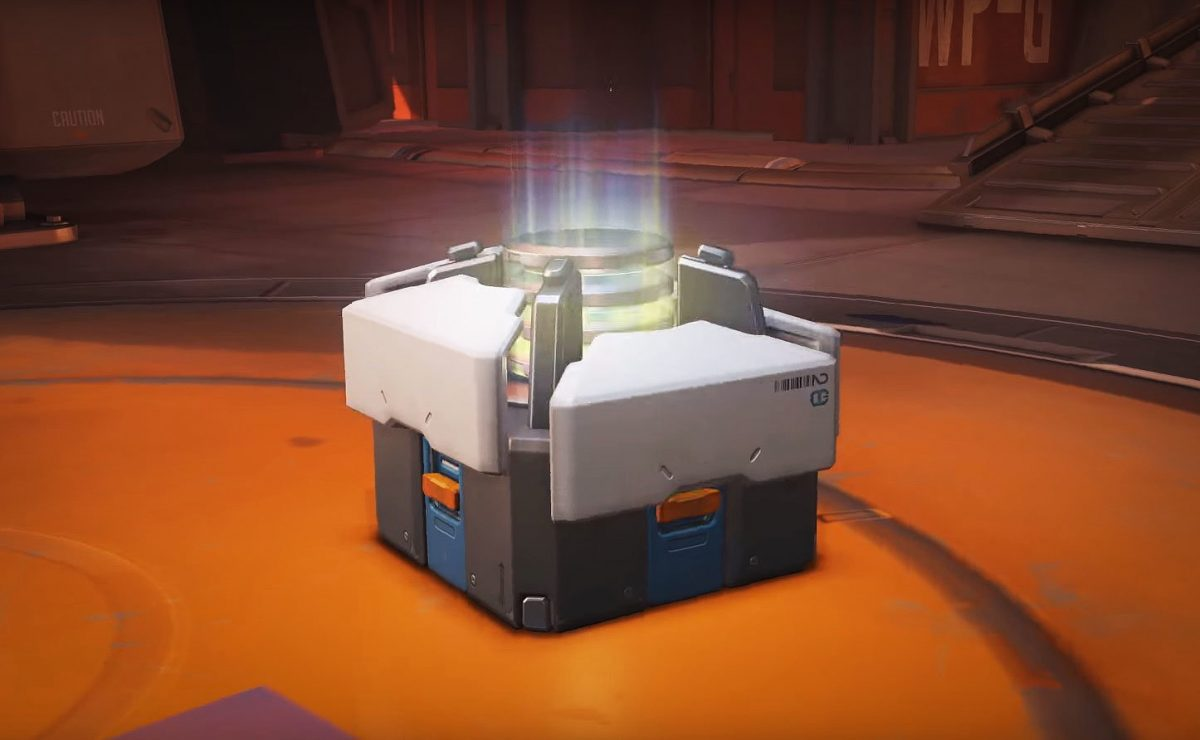 as loot boxes