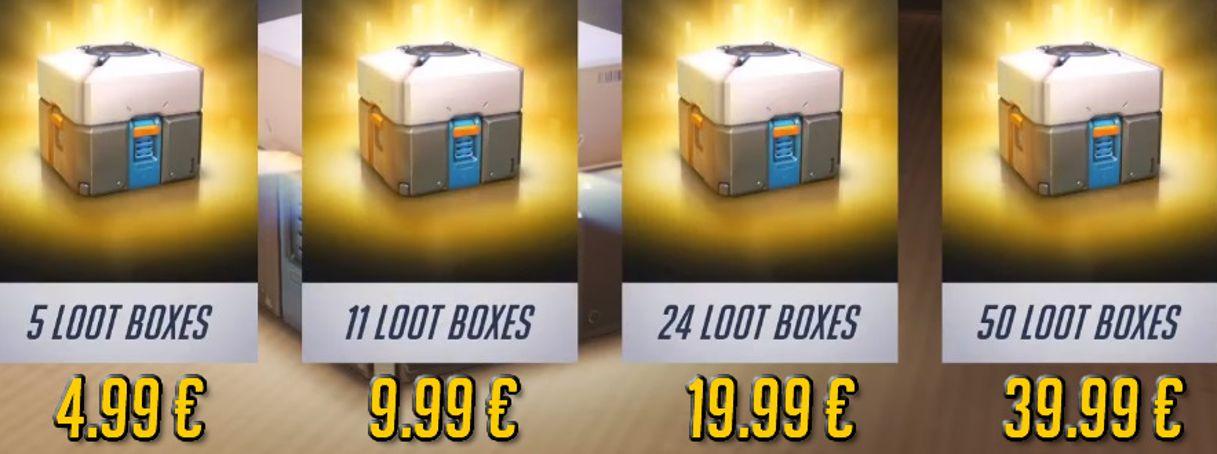 loot boxes jovens