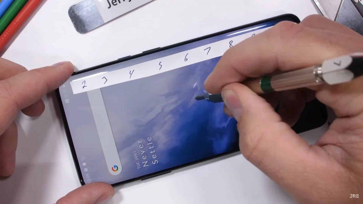 OnePlus 7 Pro: um