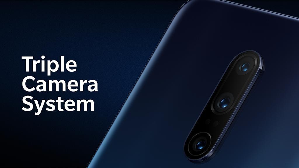 novidades do OnePlus 7
