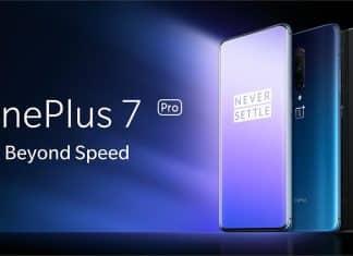 OnePlus 7 Pro consegue