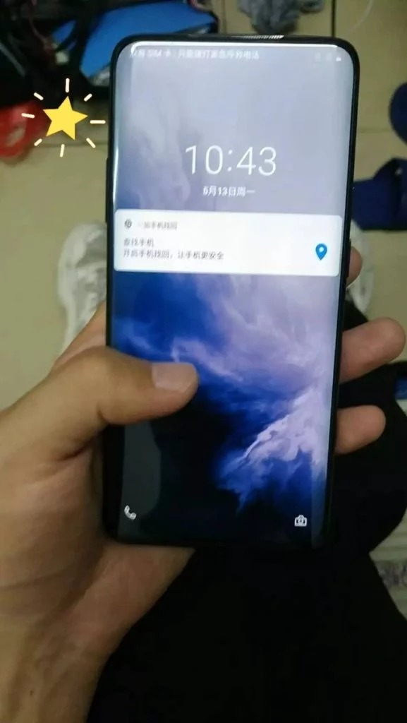 do OnePlus 7 Pro