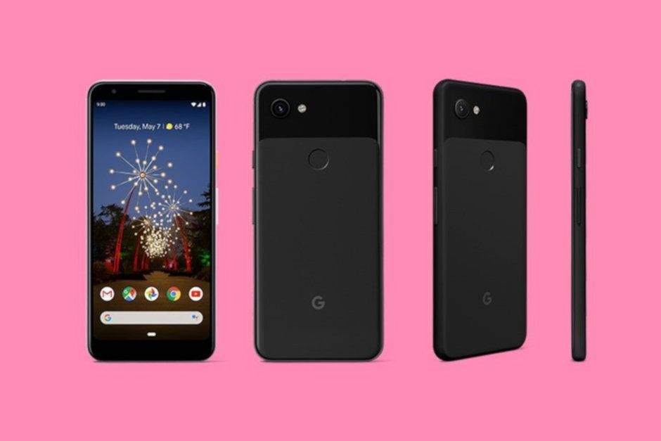 os Google Pixel