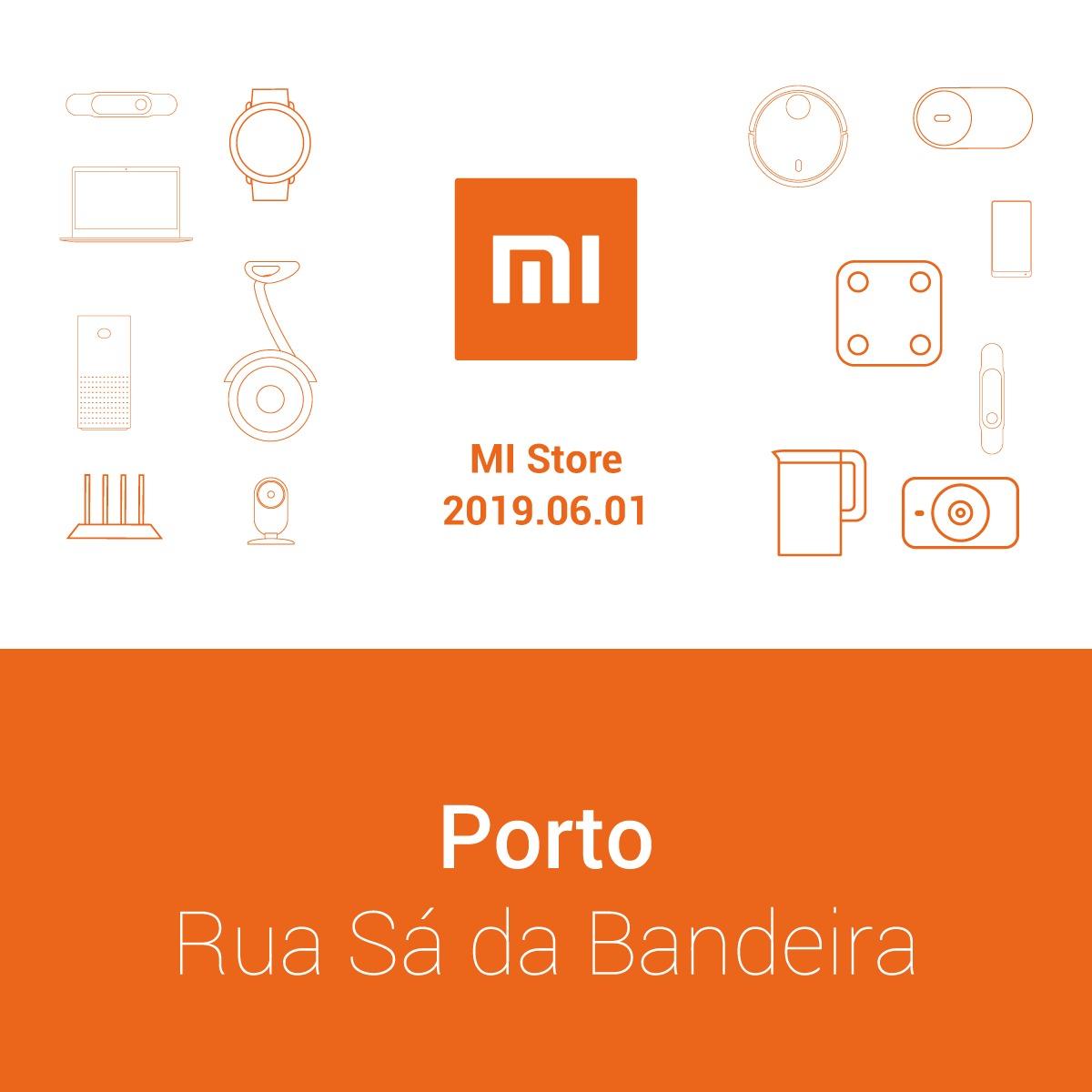 Xiaomi em Portugal: