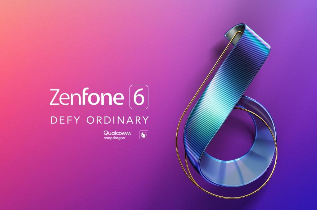 o Zenfone 6